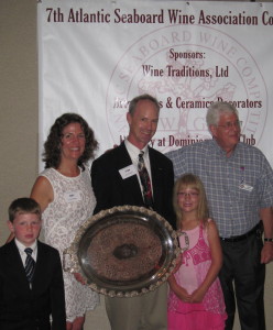Payette Awarded Perpetual Wine Grape Productivity Tray
