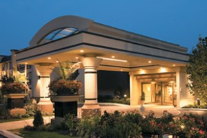 Photo of Eden Resort & Suites, official hotel for the Eastern Winery Exposition