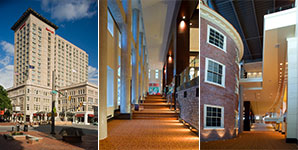 Photo of Lancaster County Convention Center and Lancaster Marriott at Penn Square